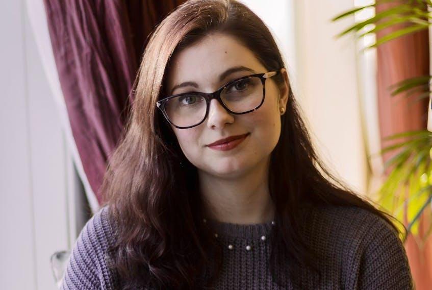 Author Amy LeBlanc. Photo by David Kang.