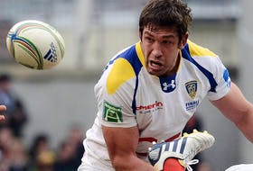 Jamie Cudmore, a former player (shown here in 2013) and now an assistant coach for the men's national XVs team, wrote the tweets after the women's team crashed out of medal contention at Tokyo 2020.