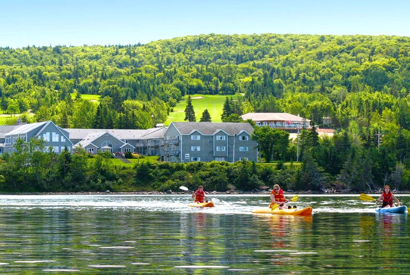 Just three hours from Halifax, 90 minutes from Sydney and 20 minutes from the Canso Causeway, Dundee Resort is located in the peaceful and scenic West Bay. - Photo Contributed