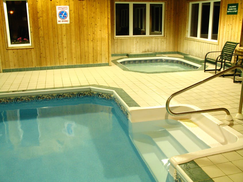 Dundee Resort has both indoor and outdoor pools to enjoy. - Photo Contributed