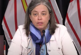 Dr. Janice Fitzgerald announces plans July 30 to move Newfoundland and Labrador to Step 2 of the reopening plan two weeks early.