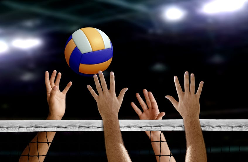 Six Cape Breton volleyball players will play for provincial teams this year. STOCK IMAGE