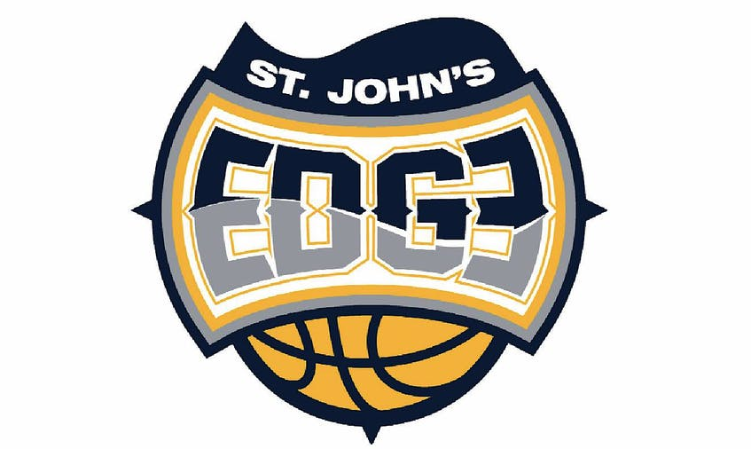 The St. John's Edge won't play their 2021-22 National Basketball League of Canada season in Newfoundland this year. CONTRIBUTED
