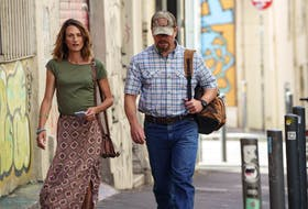 Franco-American relations: Camille Cottin and Matt Damon in Stillwater.