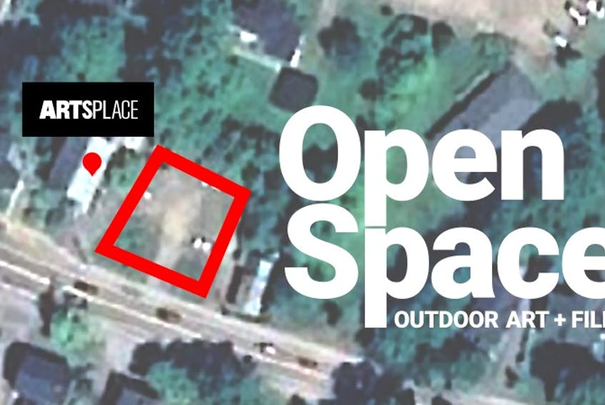 Set up in the parking lot and outdoor space surrounding the gallery, OpenSpace was suggested last year by ARTSPLACE board member Terry Drahos as a way to continue highlighting art during the pandemic, at a time when the gallery was closed. Photo: ARTSPLACE Facebook page