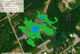 Middleton Wetland Restoration Preliminary Concept.