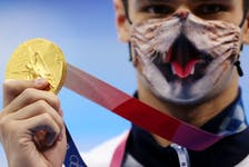 American swimmer Ryan Murphy, who won the bronze medal in a race on Friday behind Rylov and another Russian, was asked whether he thought that country had been sufficiently penalized for the doping scandal, and said it was too mentally draining to think about.