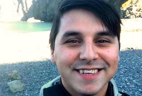 Brian Pottle, who became president of the National Inuit Youth Council last month, is an electrical engineer and Memorial University graduate,