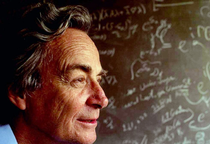Richard Feynman was a Nobel prize-winning theoretical physicist from the United States. — Reuters file photo