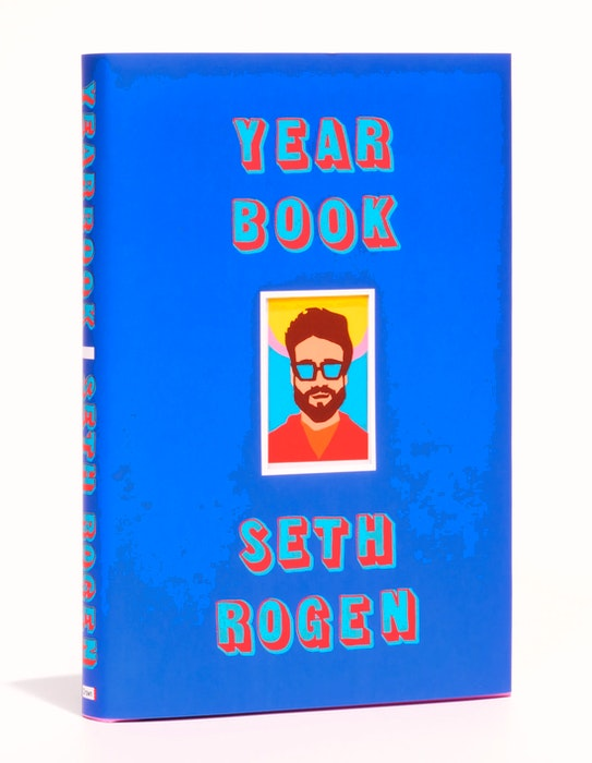 """Seth Rogen's """"Yearbook."""" a New York Times bestseller. — Contributed"""