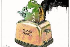 Michael de Adder's editorial cartoon for July 6, 2021.