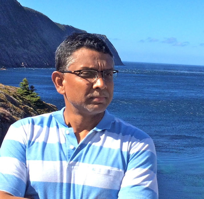 Atanu Sarkar is a professor of environmental and occupational health at Memorial University's school of medicine. - Contributed