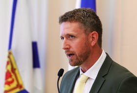 October 5, 2020 —Iain Rankin, representing the district of Timberlea-Prospect and former Environment Minister, has thrown his hat into the Provincial Liberal Leadership race. Rankin has become the second candidate to declare his intention to run for the leadership. ERIC WYNNE/Chronicle Herald