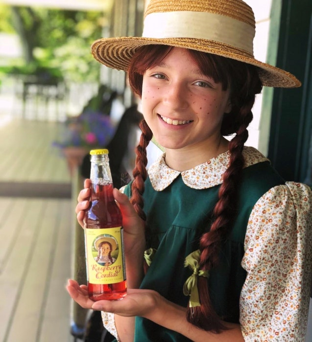 There are plenty of great food options on the Island, but Anne of Green Gables cordial is both tasty and a throwback to the classic Lucy Maud Montgomery book. - Anne of Green Gables Store photo - Saltwire network