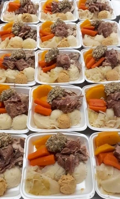 Jigg's dinner is a Newfoundland and Labrador favourite. If you can't score a seat at a kitchen table in a Newfoundland home, check out this version made at Caine's Grocery and Deli. - Caine's Grocery - Saltwire network