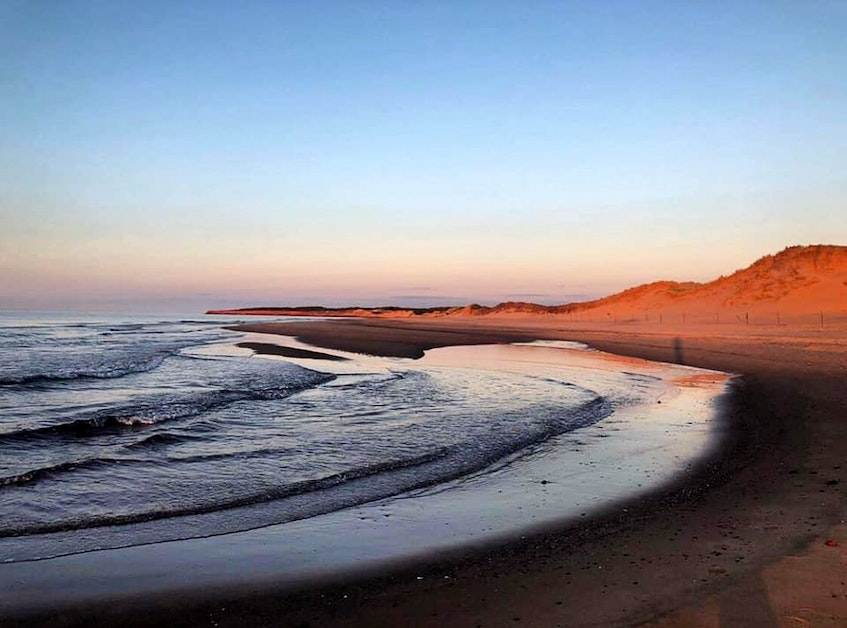 Cavendish beach - with its red sand - is popular with visitors and locals alike in Prince Edward Island. - Suzanne Scott photo - Saltwire network