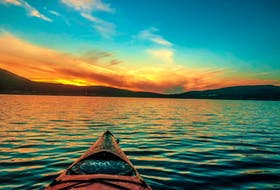This sunset photo on the Bras d'Or Lake was taken by outdoor enthusiast and ambassador with Destination Cape Breton, Wallace Bernard. Explore the Bras d'Or is offering three scholarships, with preference to Indigenous students, as part of a contest to show what the Bras d'Or Lake means to you. CONTRIBUTED