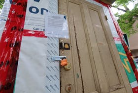 HRM city council has given occupiers of the temporary shelters until July 16 to leave. Notices have been placed to inform residents of these shelters built by Mutual Aid, to remove their personal belongings.