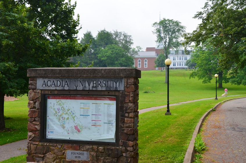 Depending on the results, a student referendum at Acadia University next year could lead to the student newspaper, The Athenaeum, gaining financial independence from the Acadia Students' Union. FILE PHOTO