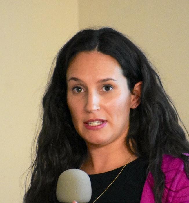 Michelle Wilson, executive director of Sydney Downtown Development Association. FILE