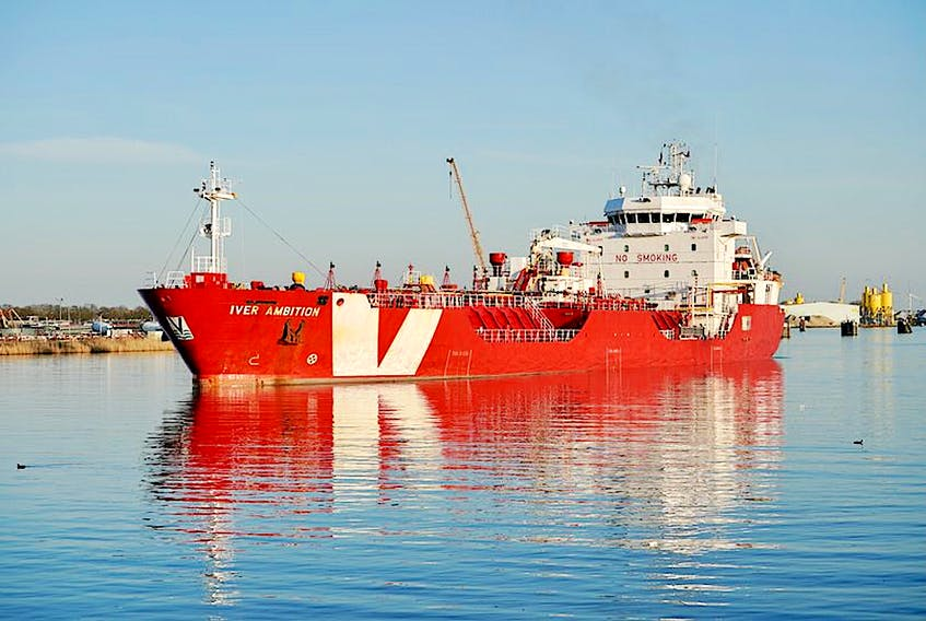 A file photo of the Iver Ambition. — Iver Ships/Facebook