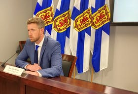 Premier Iain Rankin talks Thursday about looking ahead instead of back at his 2005 impaired driving arrest.