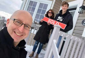 """Despite the pandemic, """"people had to buy and sell homes, it's one of life's necessities,"""" says Newfoundland real estate agent Steve Callahan, while other people had their homes tied up in escrow with the initial lockdown began in March 2020. A week after that happened, Newfoundland realtors went back to work to fine people homes."""