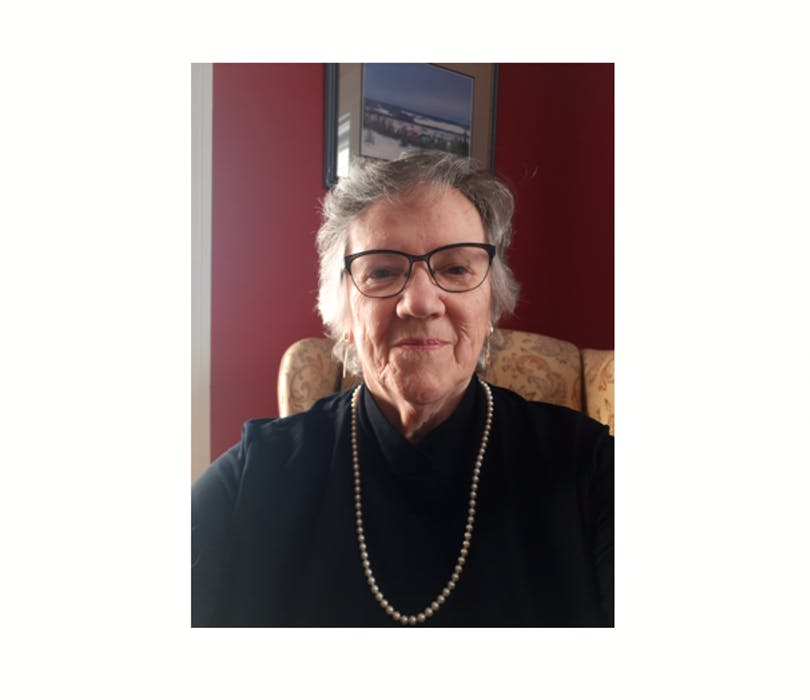 Annapolis Valley Register columnist Anne Crossman is a former journalist and media manager. She now does volunteer work in her community of Centrelea, Annapolis County. - Contributed
