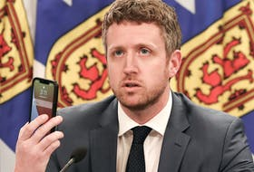 """Nova Scotia Premier Iain Rankin scolded the """"very few"""" Nova Scotians who are ignoring public health protocols by holding parties and travelling outside of their community. COMMUNICATIONS NOVA SCOTIA"""