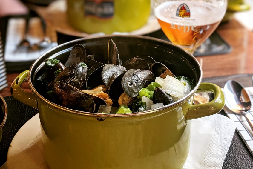 According to Saltwire foodie Mark DeWolf, steamed clams with chorizo sausage make for a delicious Spanish-inspired appetizer. - Unsplash