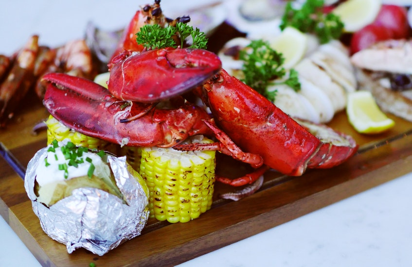 Lobster is a summer ritual for many Atlantic Canadians. - Unsplash