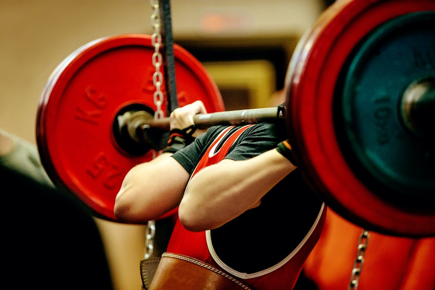 The Eastern Canadian Powerlifting Championship will be held in late October in Cape Breton. CONTRIBUTED - RF Stock