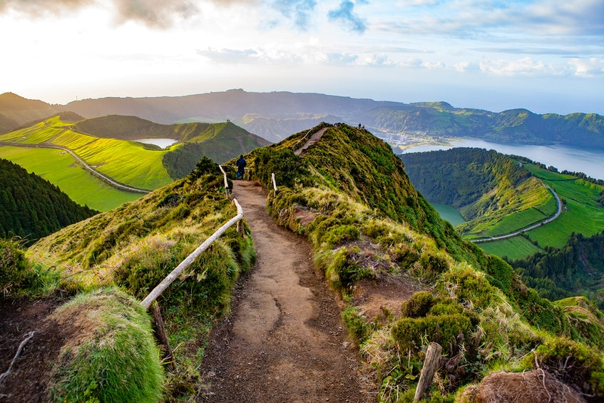 After staying close to home for the past year-and-a-half, Atlantic Canadians are eagerly thinking about future travel plans, says Shari Tucker of Love the Way You Travel in Halifax. Many travellers are considering off-the-beaten-path trips, like Azores, Portugal, seen here. - Contributed