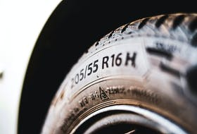 A pre-owned vehicle with new tires won't have any wear patterns to give you a hint if something's wrong. Frank Albrecht photo/Unsplash