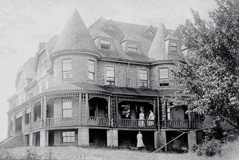 Broughton Arms Hotel was once the crown jewel of the long-forgotten Cape Breton town, but today it is said to be a hub of paranormal activity.