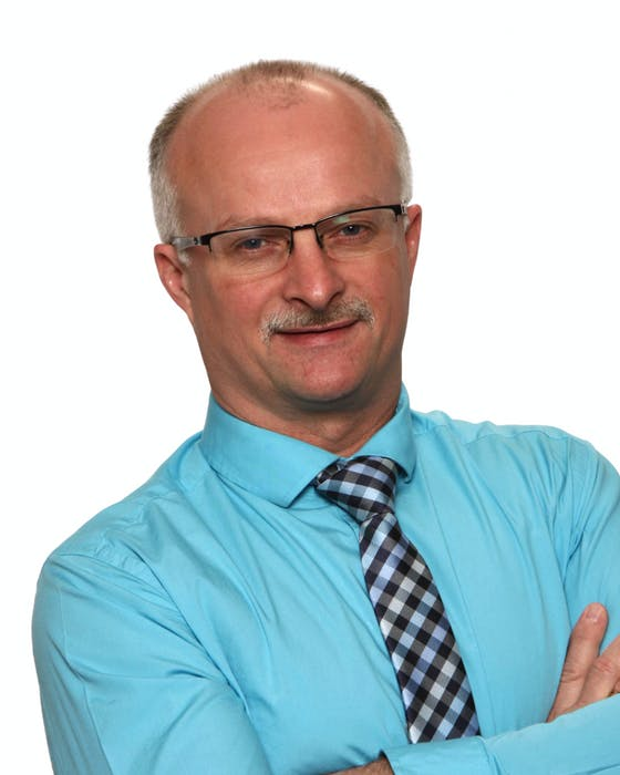 John White is the PC candidate in the redrawn riding of Glace Bay-Dominion. - Contributed