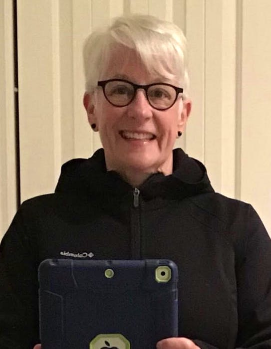 Helen Lanthier is a member of the South Shore Housing Action Coalition, a group comprised of community organizations, individuals and eight councillors representing six municipalities on the South Shore. - Contributed