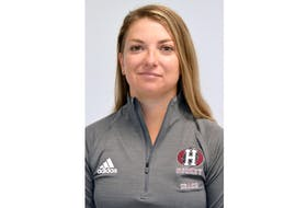 The Holland Hurricanes recently named Meagan Ferguson of Stratford as the new head coach of the women's hockey program. Holland College Photo