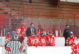 Devan Praught recently stepped down as head coach of the Notre Dame Hounds under-18 AAA team in Wilcox, Sask. Praught, from Summerside, has accepted a position as a full-time assistant coach with the Swift Current Broncos of the Western Hockey League.