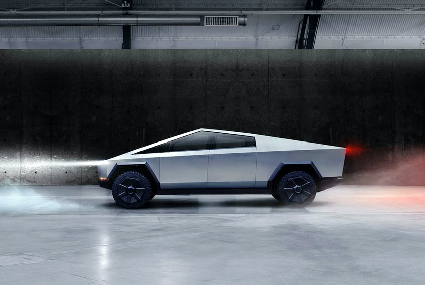 It's believed about 500,000 people have pre-ordered a Cybertruck from Tesla. Handout/via Tesla