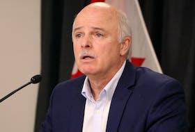Newfoundland and Labrador Education Minister Tom Osborne