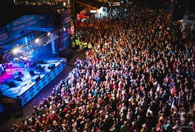 Running Aug. 26 through Sept. 1, the 36th Annual George Street Festival marks the triumphant return of live music festivals in Newfoundland and Labrador. - Photo Contributed