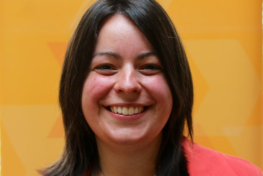Kendra Coombes, NDP, is staying on as MLA for Cape Breton Centre-Whitney Pier. — IAN NATHANSON/CAPE BRETON POST