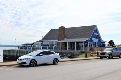 The return of cruise ships to Pictou would be a boost to downtown, Pictou waterfront businesses such as Marina Bar and Grill.