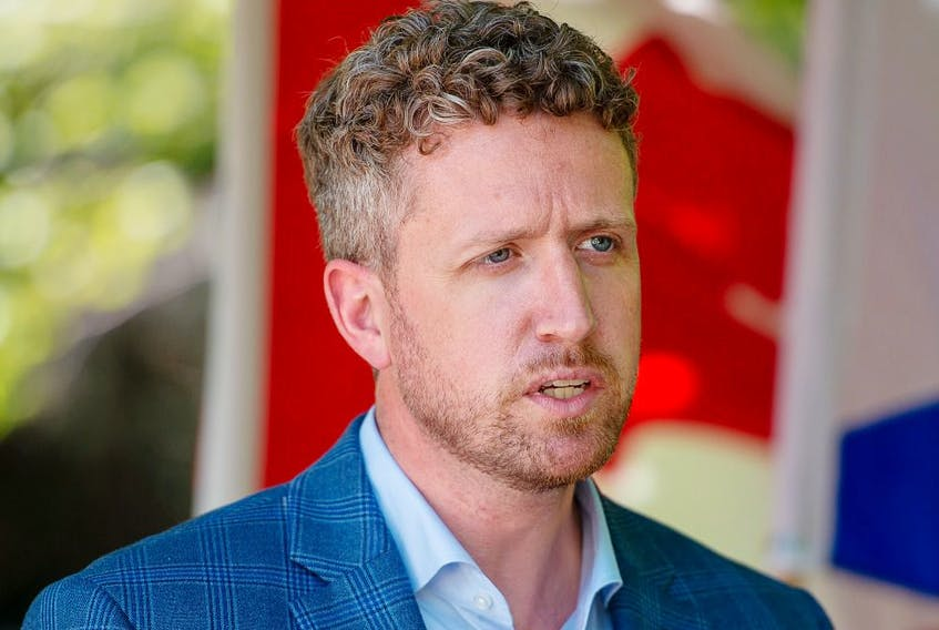Nova Scotia Premier Iain Rankin lost to the Conservatives after just six months in office.