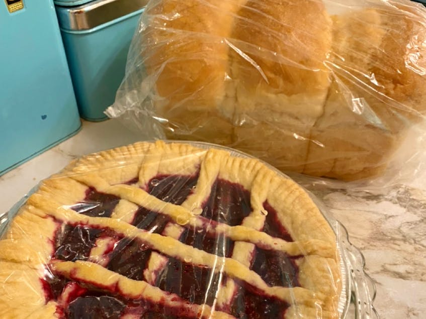 The Saltwater Villa on the Ocean in Greenspond had the most delicious welcome treats. Delicious homemade bread and partridgeberry tart.  - Erin Sulley