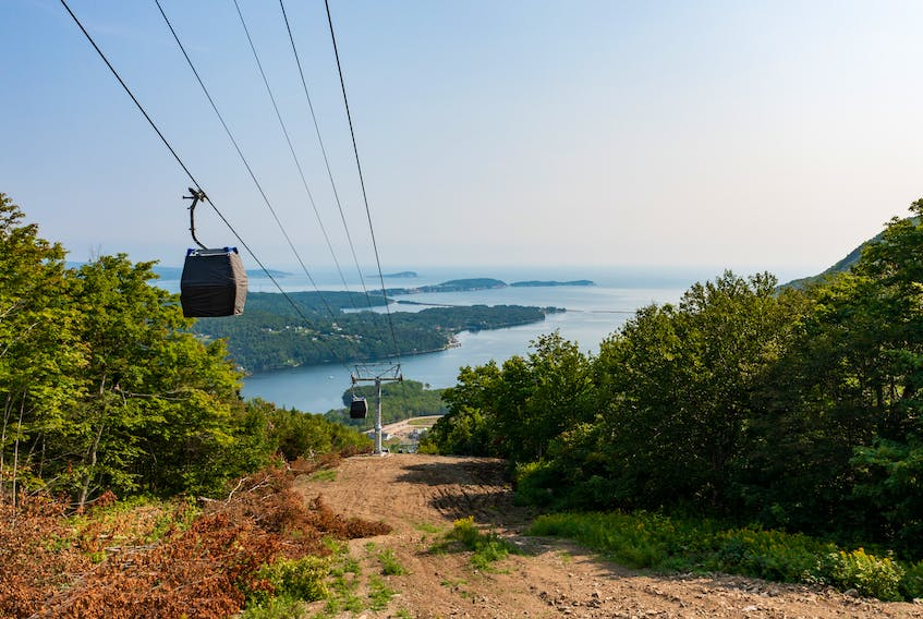 Atlantic Canada's first gondola lift is just about ready for passengers. The new attraction at the Ski Cape Smokey all-season resort in Ingonish will undergo a load test on Thursday that will determine if the scenic ride is good to go. CONTRIBUTED