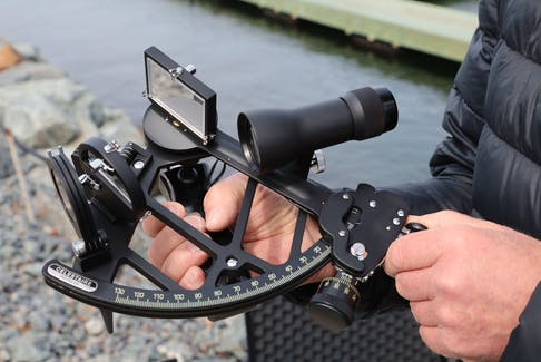 Celestial navigation, using a sextant, is sort of a low-tech form of GPS.