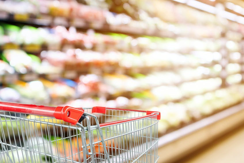 It's possible the outcome of the federal election could be determined in the grocery aisle, writes food expert Sylvain Charlebois.