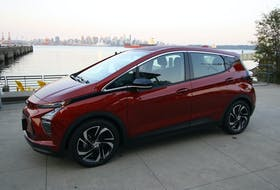 The all-new Chevrolet Bolt is a bit of a watershed moment for the many Canadians who have been waiting for an EV that suits their needs and wallet. Andrew McCredie/Postmedia News